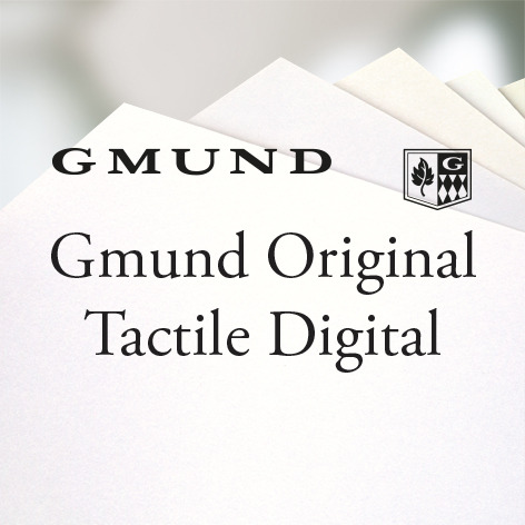 Gmund Original Tactile Digital